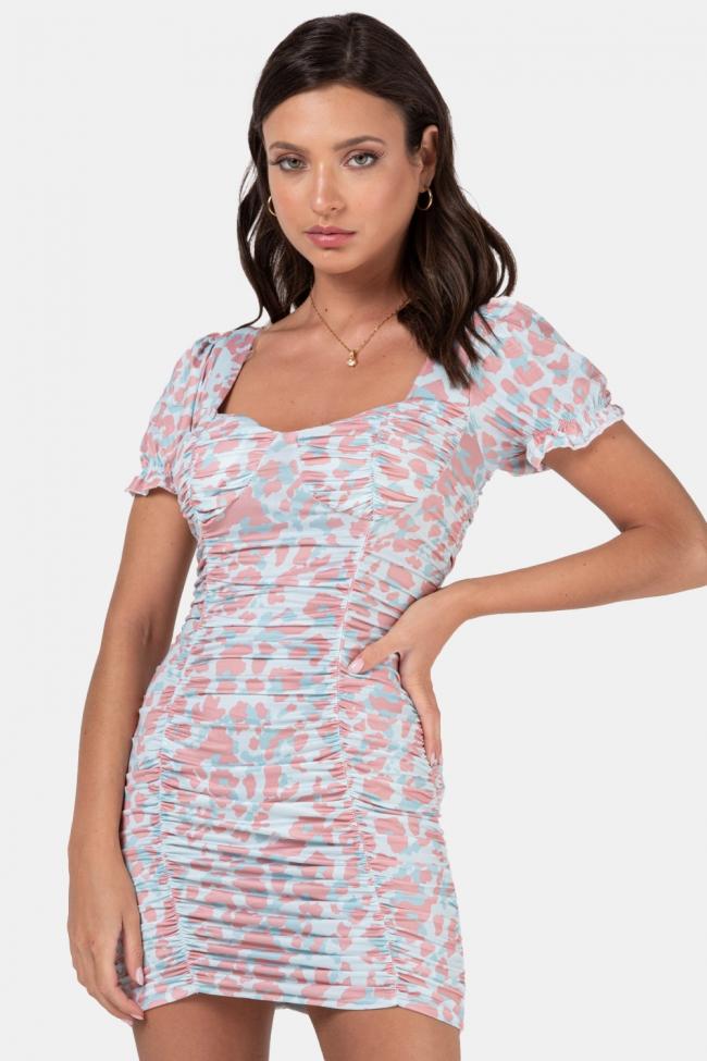 Φόρεμα Aniaml Print