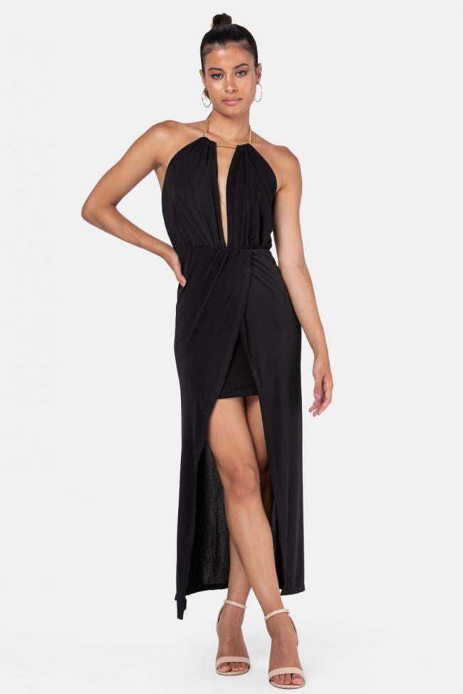 Φόρεμα με Αλυσίδα