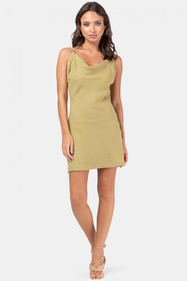 Φόρεμα με Αλυσίδες