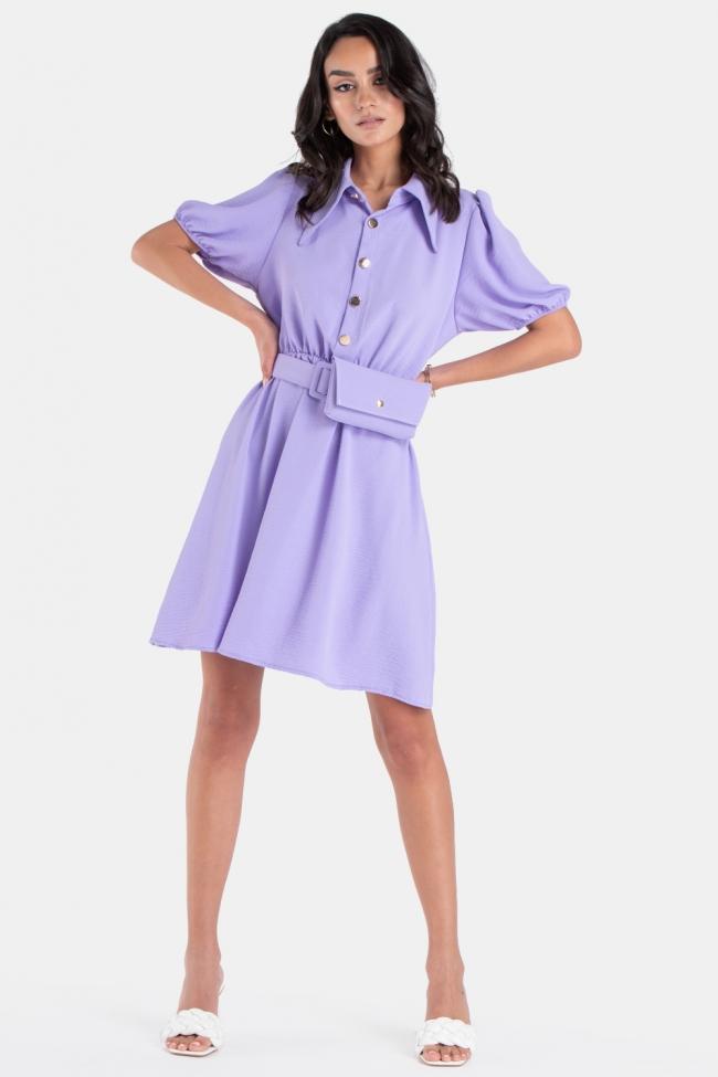 Φόρεμα με Beltbag