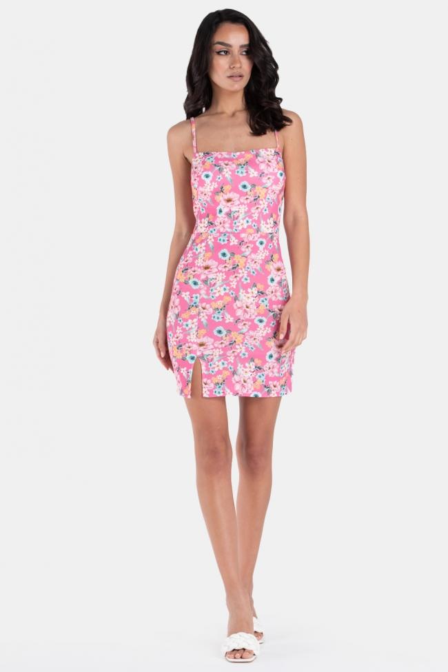 Φόρεμα Mini Floral