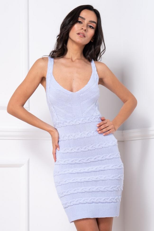 Φόρεμα Πλεκτό Mini