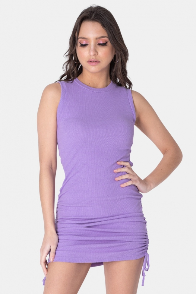 Φόρεμα Ριπ Αμάνικο