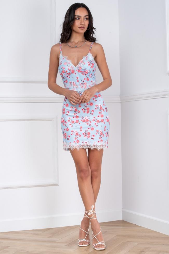 Φόρεμα Ριπ Floral