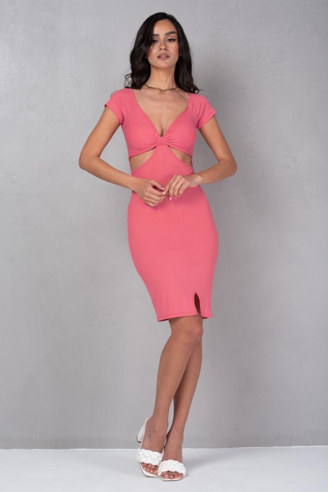 Φόρεμα Ριπ με Ενίσχυση