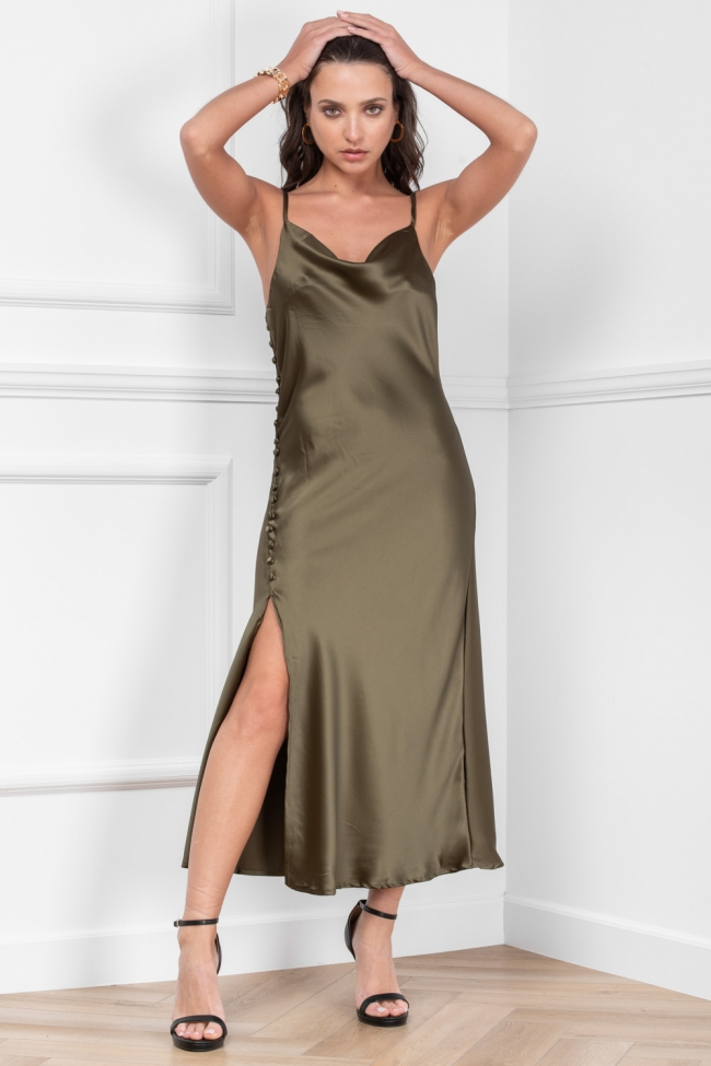 Φόρεμα Satin