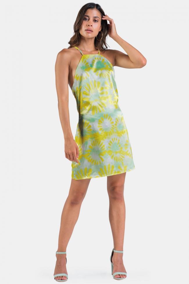 Φόρεμα Satin Mini