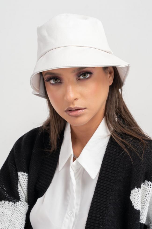Καπέλο Δερματίνη