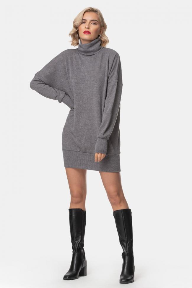 Μπλουζοφόρεμα Πλεκτό Ζιβάγκο