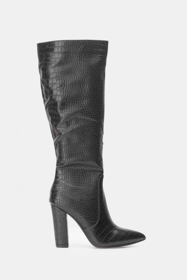 Μπότες Croco