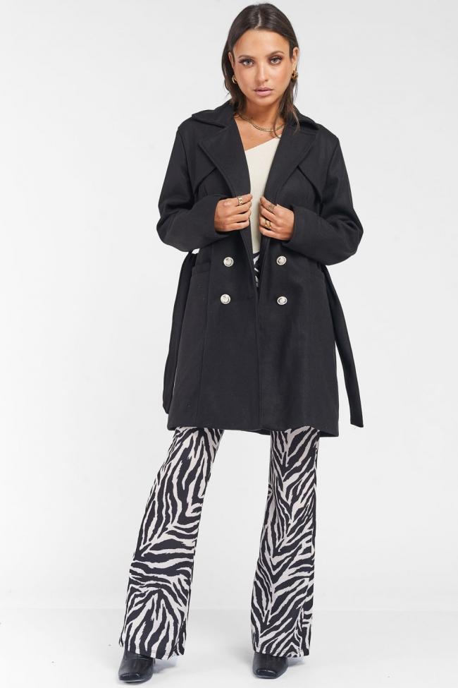 Παλτό με Ζωνάκι