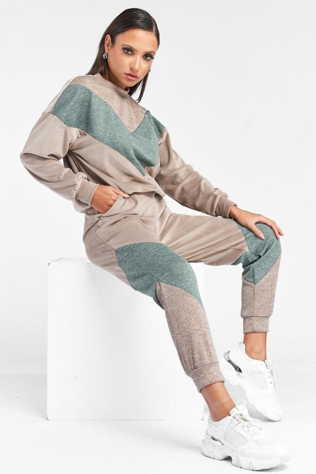 Set Μπλούζα & Παντελόνι Velvet