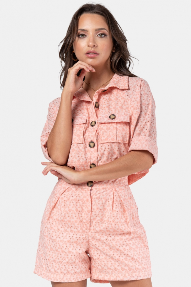 Set Μπλούζα & Shorts