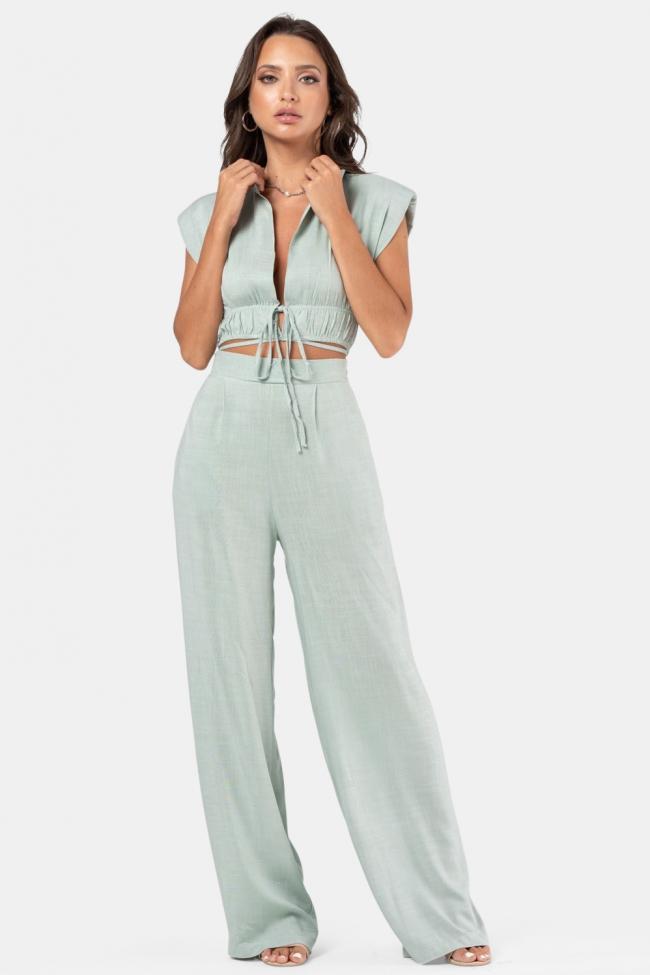 Set Top & Παντελόνα