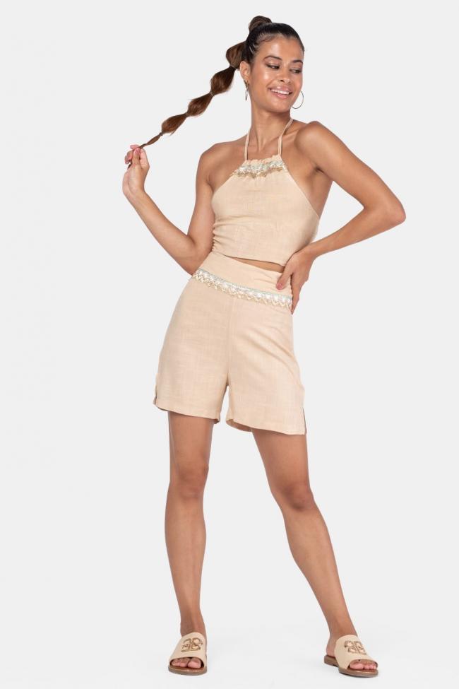 Set Top & Shorts