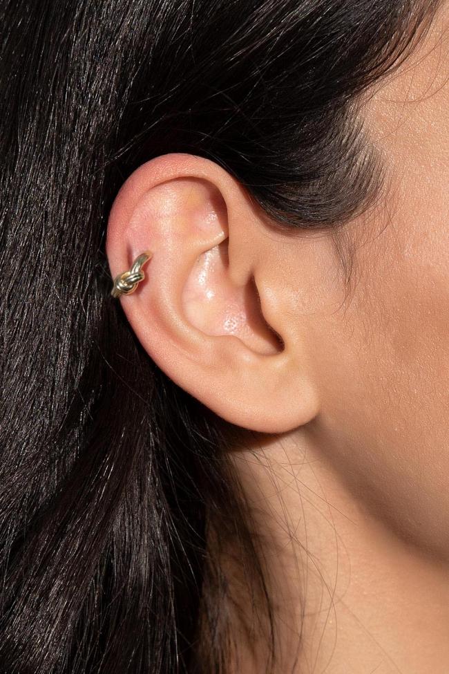 Σκουλαρίκια Χωρίς Κούμπωμα