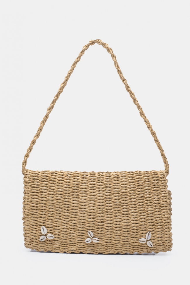 Τσάντα Ψάθινη